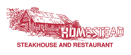 The Homestead Steakhouse logo